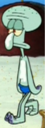 Squidward Wearing a Swim Suit3.png