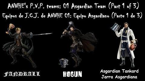 ANNHE's P.V.P. teams 01 Asgardian Team (Part 1 of 3) Equipos J.C.J. de ANNHE 01 Asgardiano (1 3).