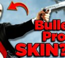 Is Hitman's Bulletproof Skin POSSIBLE?