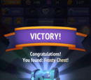 Frosty Chest
