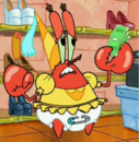 Mr. Krabs as a Diaper Princess.png