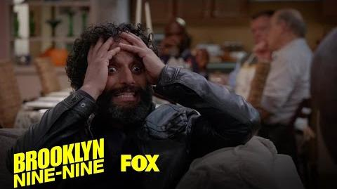 Adrian Freaks Out Over The National Dog Show Season 4 Ep. 7 BROOKLYN NINE-NINE