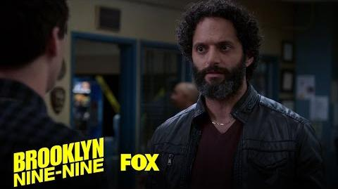 Adrian Asks Jake To Help Him Recover His Grandma's Earrings Season 4 Ep. 6 BROOKLYN NINE-NINE