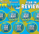 RiffWiki.net 2016 Year in Review