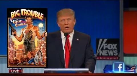 Donald Trump Sources