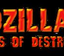 Godzilla Jr Legends of Destruction