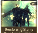 Reinforcing Stomp