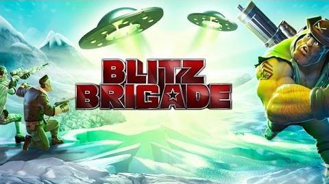 Blitz Brigade - UFO Map Teaser