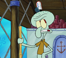 Bikini Bottom Dentist's Office