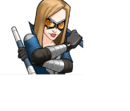 Barbara Morse (Earth-TRN562) from Marvel Avengers Academy 003.png