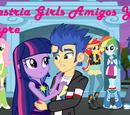 Mlp Equestria Girls Amigos Y Parejas Por Siempre