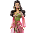 Morocco Barbie Doll