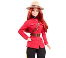 Canada Barbie Doll
