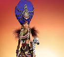 Tribal Beauty Barbie Doll
