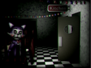 Cindy in the main party room open FNAC.png