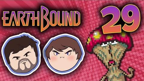 EarthBound Shroooms! - PART 29 - Grumpcade
