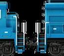 15 Power Diesel Locomotives