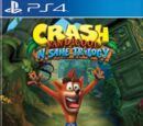 Crash Bandicoot N. Sane Trilogy/Gallery