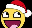 Robotguy39 Christmas Hat