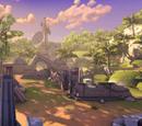 Madagascar Ruins