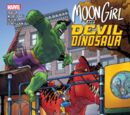 Moon Girl and Devil Dinosaur Vol 1 14/Images