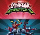 Marvel Universe: Ultimate Spider-Man vs The Sinister 6 - Lizards