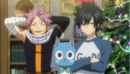 Natsu, Gray and Happy at Lucy's aparment.png