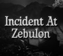 Incident at Zebulon