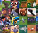 Противники в Spyro: Ripto's Rage!