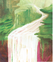 Pink River of Death from Weirdworld Vol 1 1 001.png