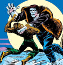 Frankenstein's Monster (Earth-616) and Jack Russell (Earth-616) from Giant-Size Werewolf Vol 1 2 0001.jpg