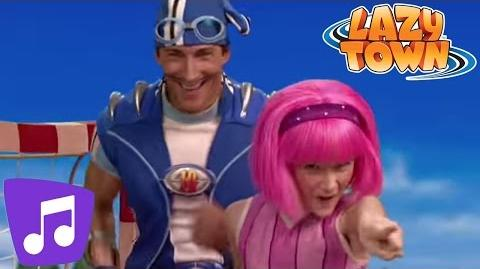 LazyTown Go For It Music Video