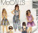 McCall's 5955 B