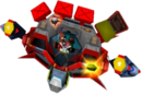 Doctor N. Gin's Mech (Second Form) Crash Bandicoot 3 Warped.png