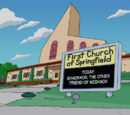 First Church of Springfield