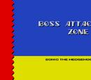 Boss Attack Zone