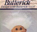 Butterick 6438 B