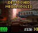 Destroyed Megalopolis