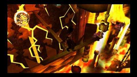 Prince of Persia Rival Swords bonus level 7