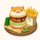 Croquette Burger - With Cut Potatoes (TMR).png