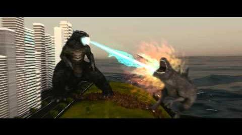 Godzilla (2014) VS Godzilla (1998)