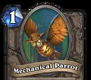 Mechanical Parrot