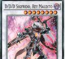D/D/D Sigfrido, Rey Maldito