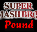 Super Smash Bros. Pound