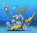 Wrathful Poseidon (Uber Rare Cat)