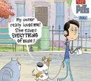 The Secret Life of Pets Comics