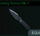 Throwing Knives Mk.1
