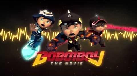 Tema BoBoiBoy: The Movie Teaser