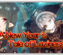 """A New Year's Tale of Laziness"""