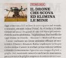 Droni anti mine